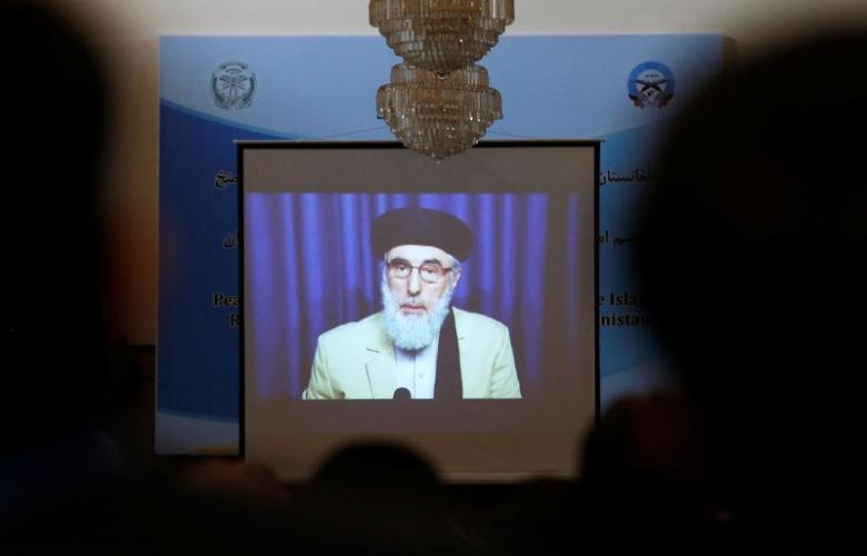 ООН поднимает санкции против фигуры Гулбуддина Хекматияра