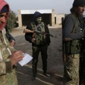 Сирийские повстанцы продвигаются вглубь Аль-Баб