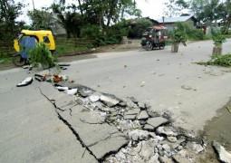 На юге Филиппин произошло сильнейшее землетрясение