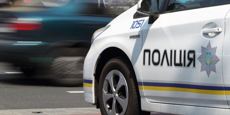 The service of the new patrol policemen on the streets of the Ukrainian capital city Kyiv.