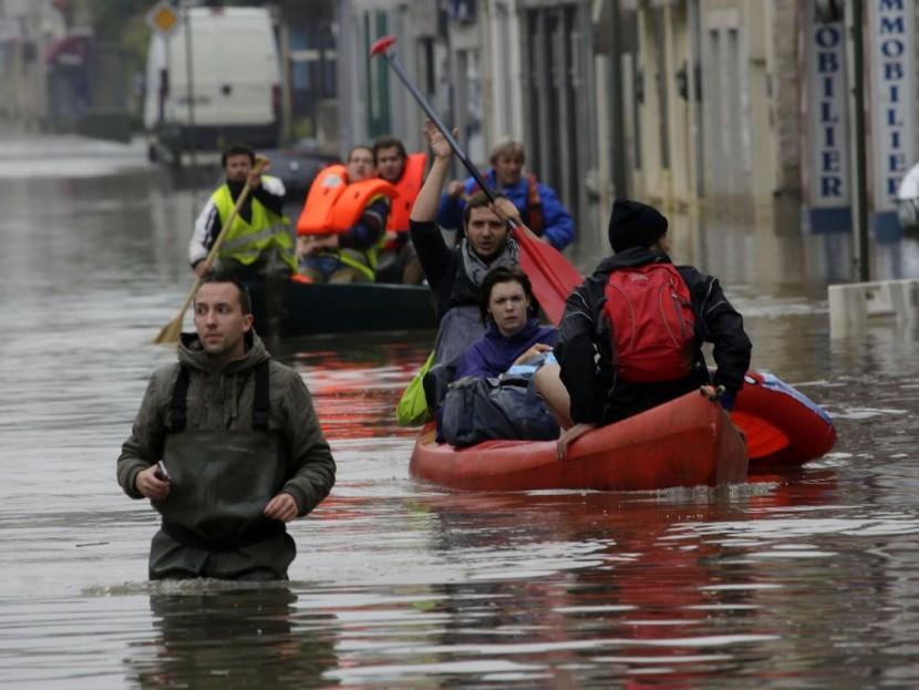 Европу скоро затопит