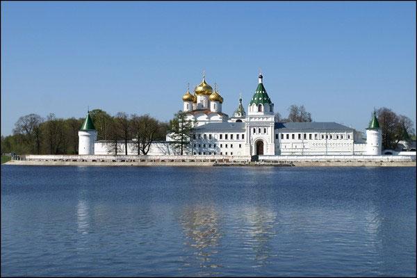 Жемчужина России – город Кострома