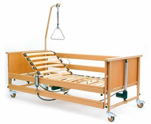 Необходимая помощь медицинских кроватей