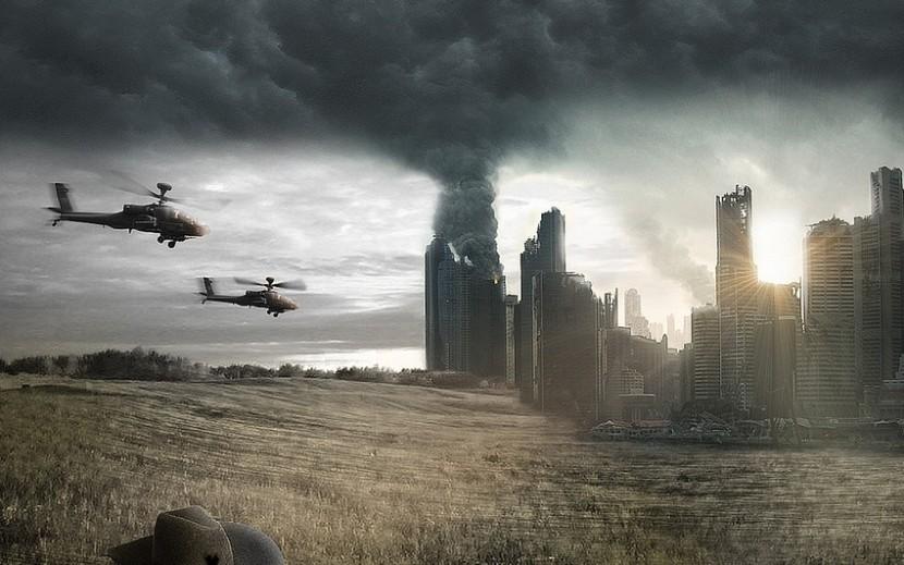 Апокалипсис скоро может настигнуть всех нас!