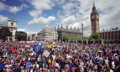 В Лондоне начинается масштабная революция