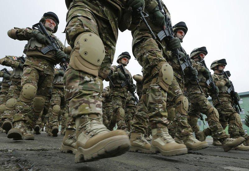 НАТО готовит Европу к военной готовности
