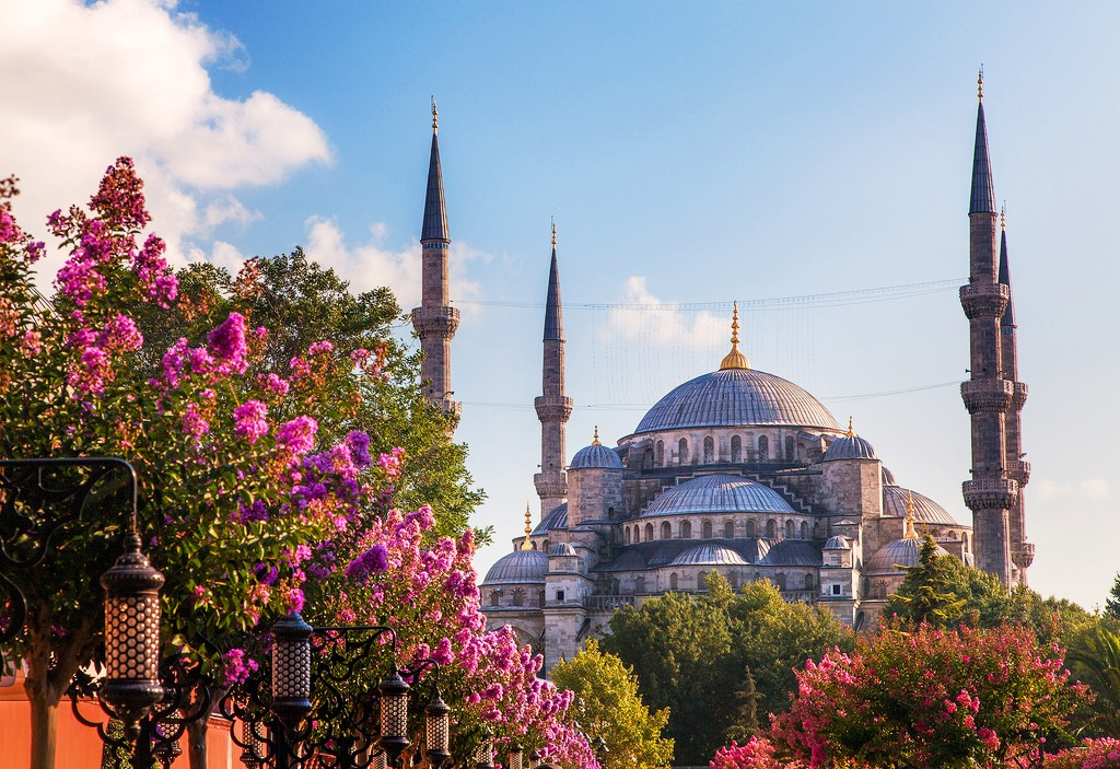 Blue-Mosque-Sultanahmet-Mosque