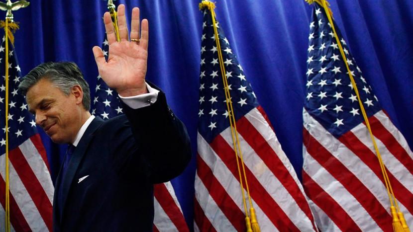 Экс-губернатор Юты станет послом Соединенных Штатов в РФ