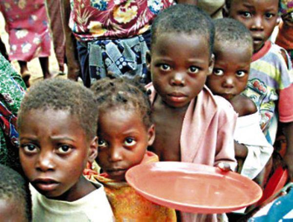 Голодовка в Сомали