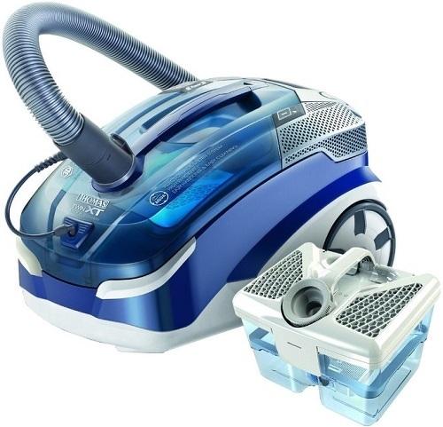 Преимущества моющих пылесосов