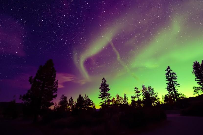 В атмосфере нашей планеты найдена плазма