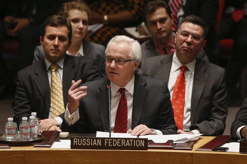 Судмедэксперты озвучили причины смерти представителя России в ОНН Чуркина