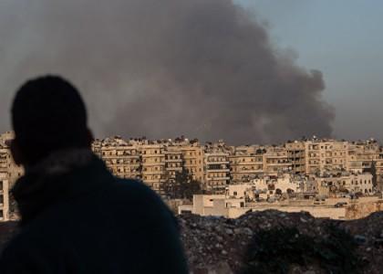 США атаковали Сирию морским ударом