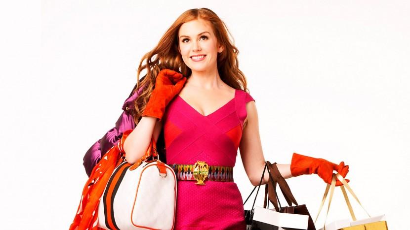 Покупка женской одежды