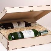 Деревянная упаковка и футляры