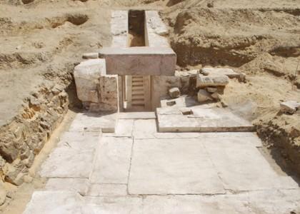 В Египте появилась новая пирамида