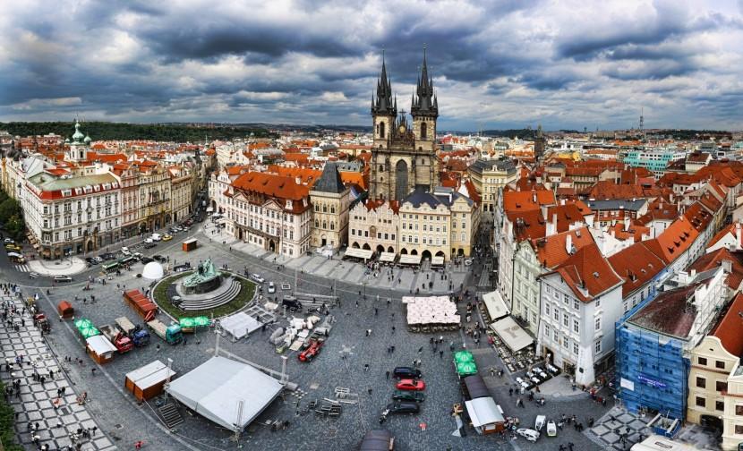 Русский гид в Праге