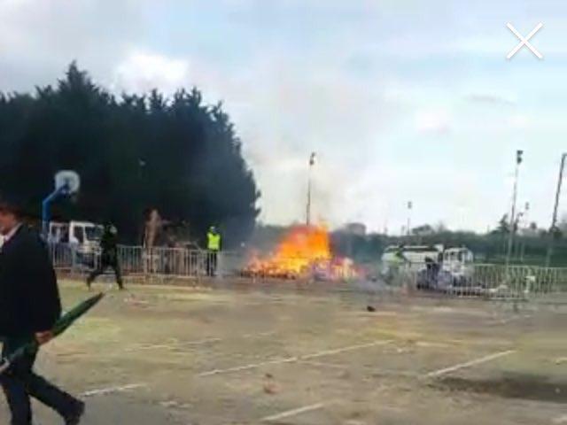 Во Франции произошел очередной теракт