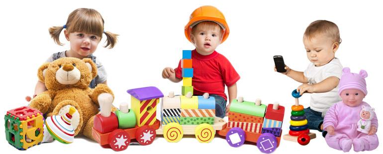 Аренда и прокат детских игрушек