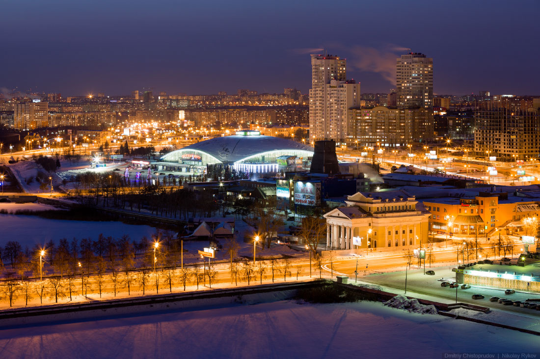 Челябинск как туристический объект - ImhoTour.ru