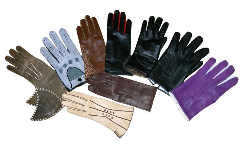 Разновидности перчаток
