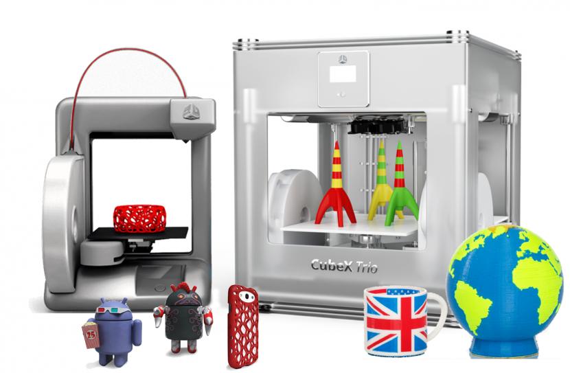 3D принтеры и их популярность