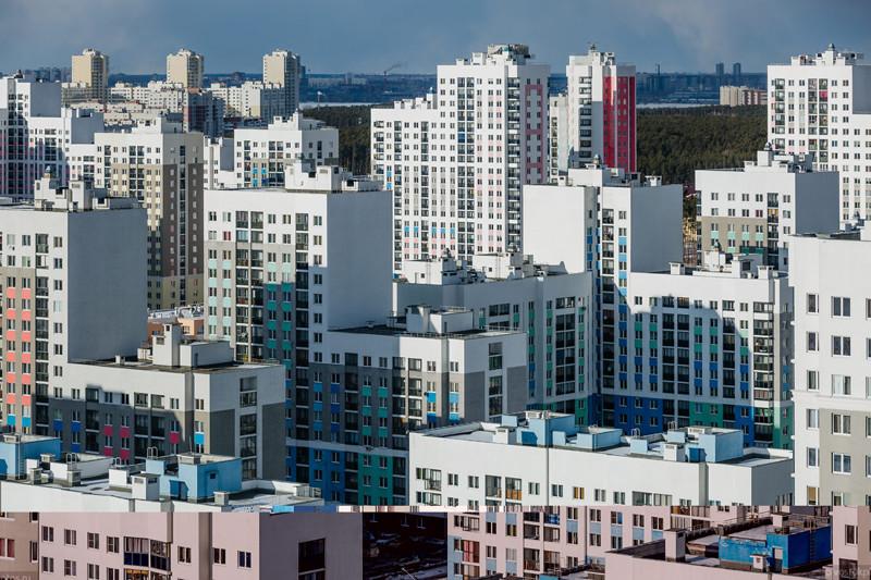 Современное жильё европейского уровня