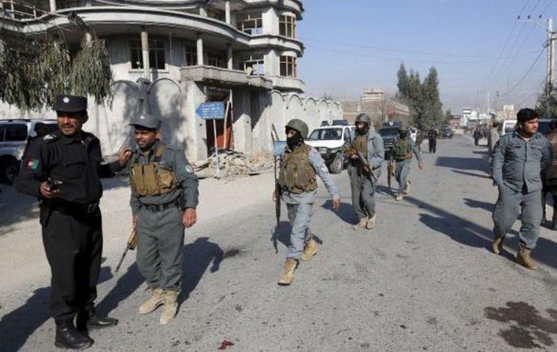 В Афганистане погибло 13 человек