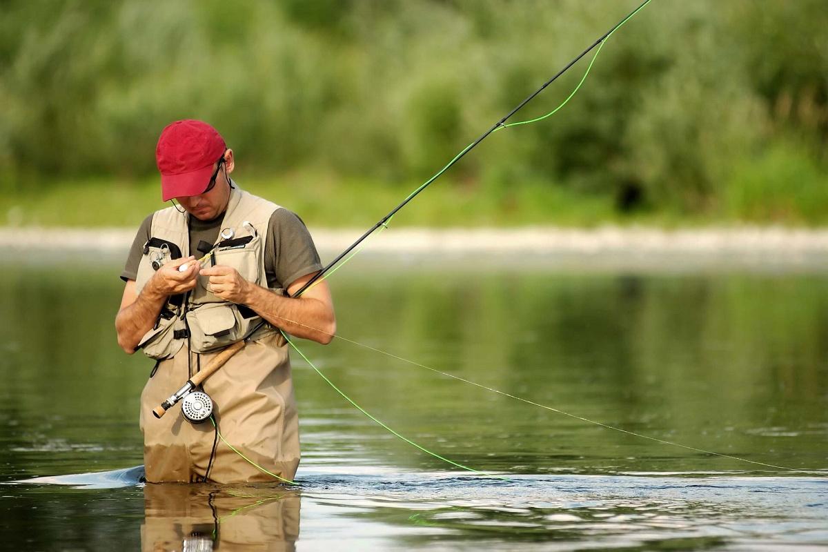 хобби для мужчины рыбалка