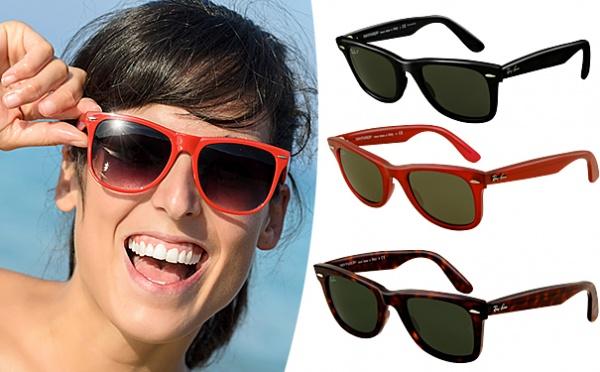 Типы солнцезащитных очков