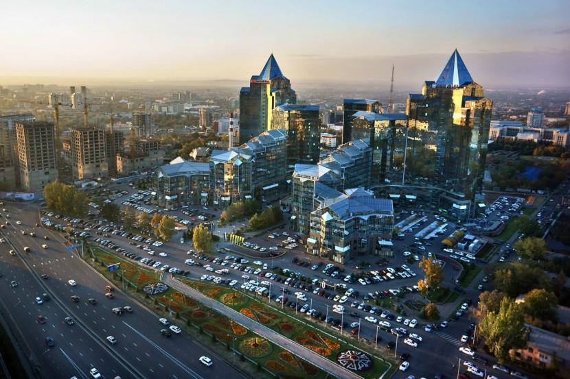 Путешествие в Алматы