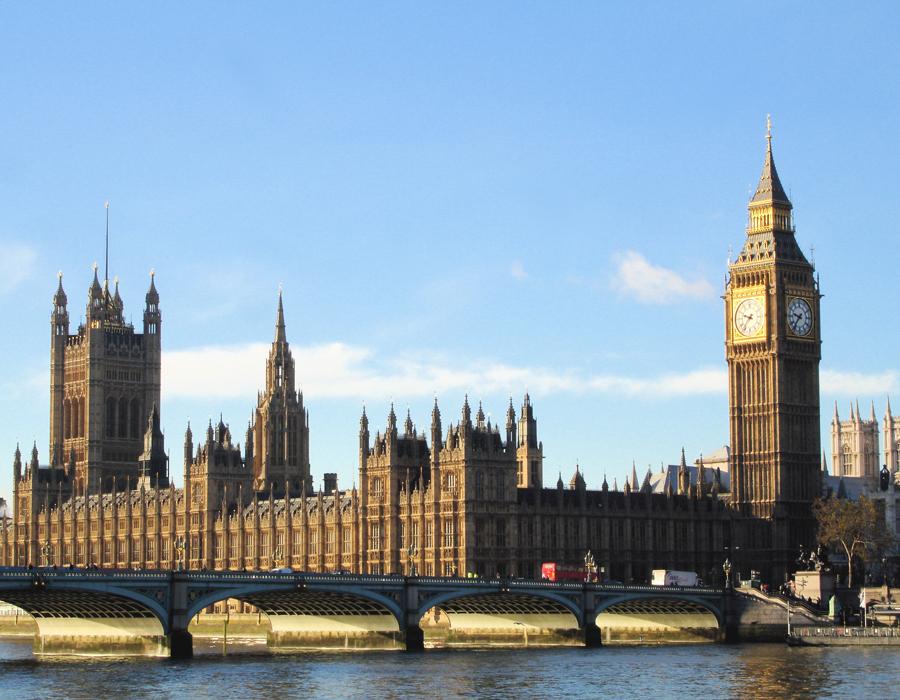 parliament house london