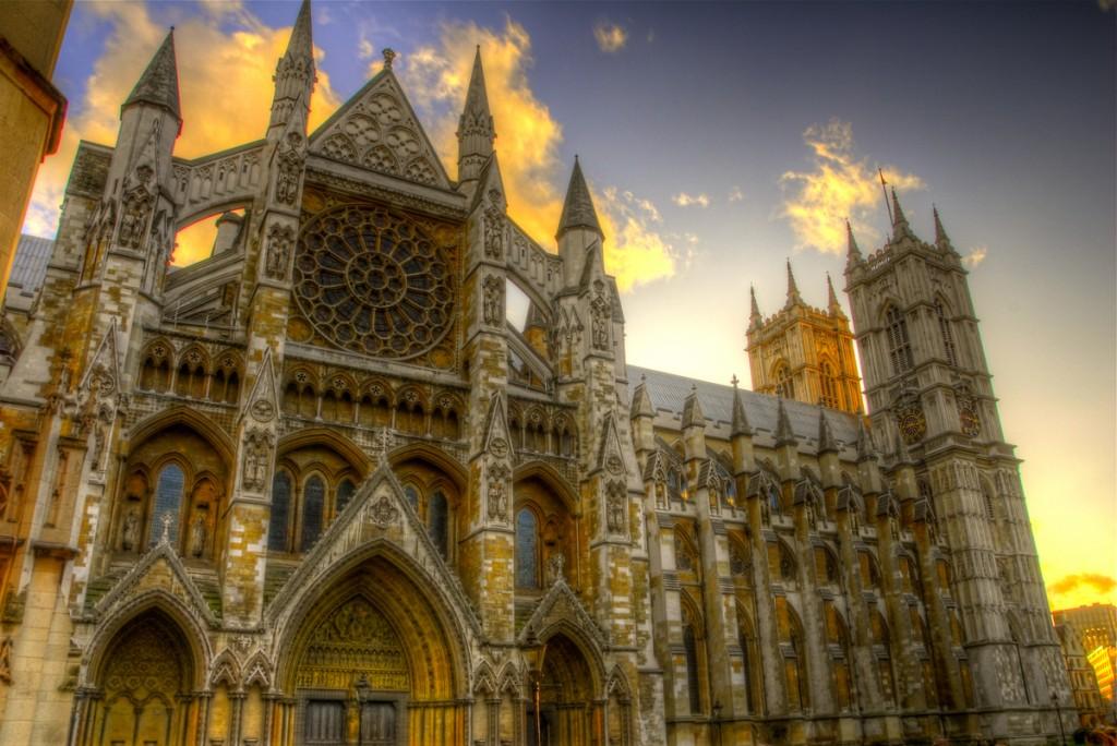 Вестминстерское_аббатство_в_Лондоне