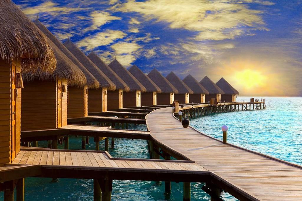 Волшебные_Мальдивы