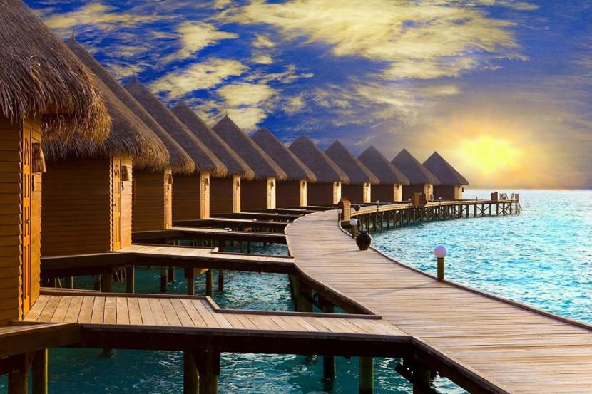 Туризм. Райские Мальдивы не такие уж и райские