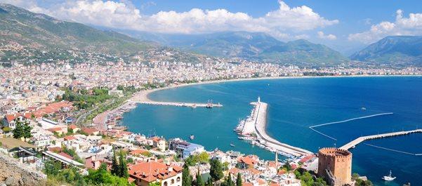 Турция: Алания, цены на отдых в Алании