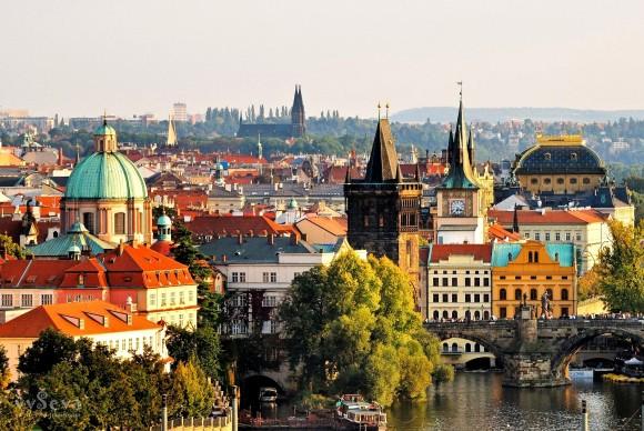 Индустриальная Северная Богемия и Чехия