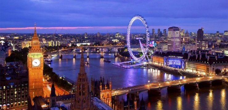 Уникальный Лондон