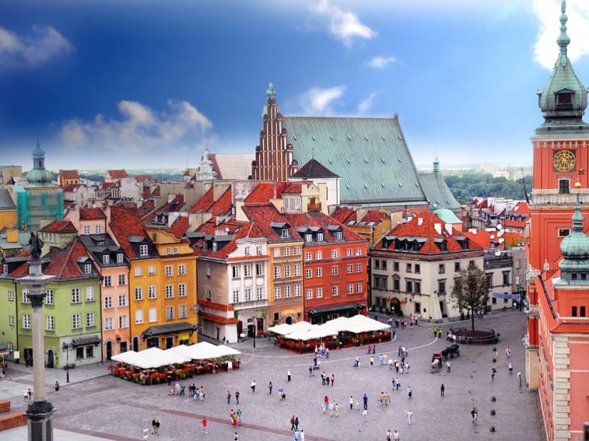 Польша – информация обо всём