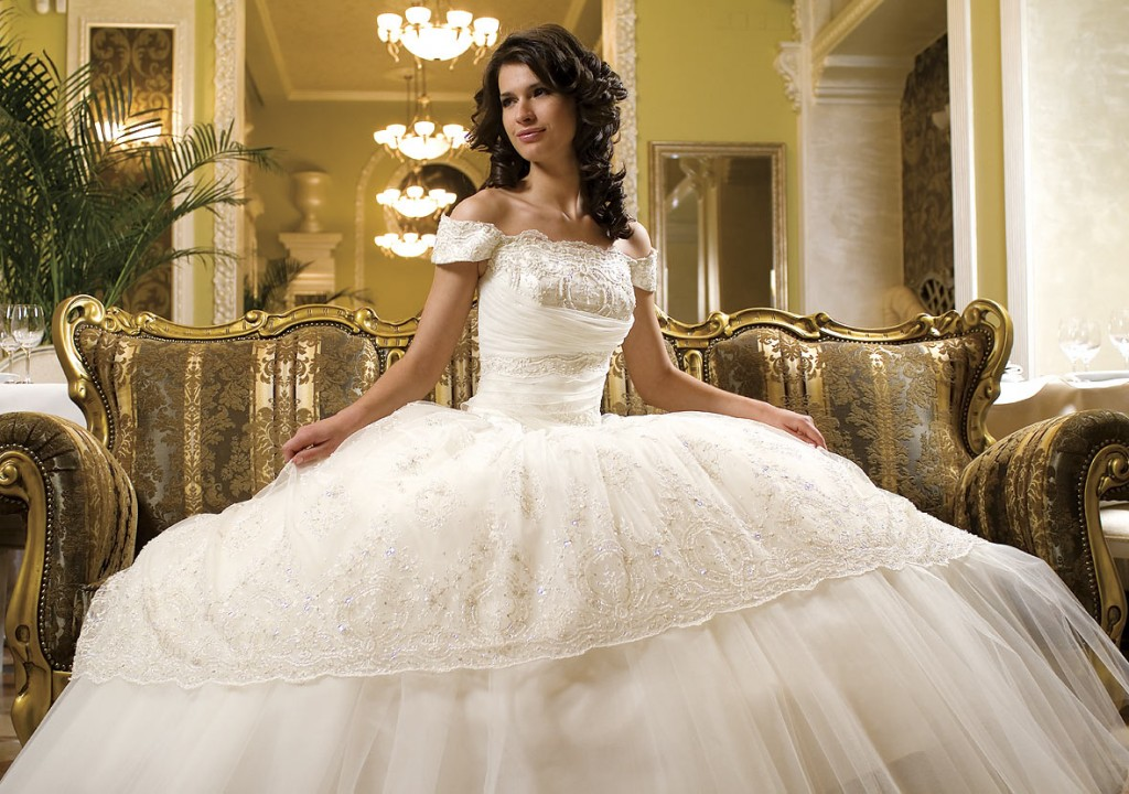 Заказывал свадебное платье америки
