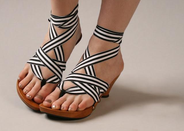 Все женщины прекрасно знают, что летней обуви много не бывает