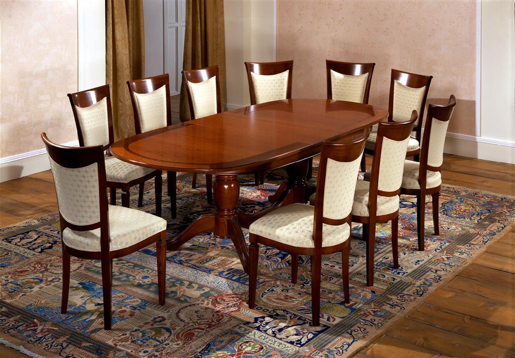 Большие обеденные столы