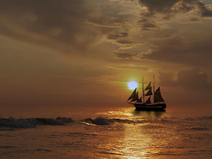 Невероятная морская романтика