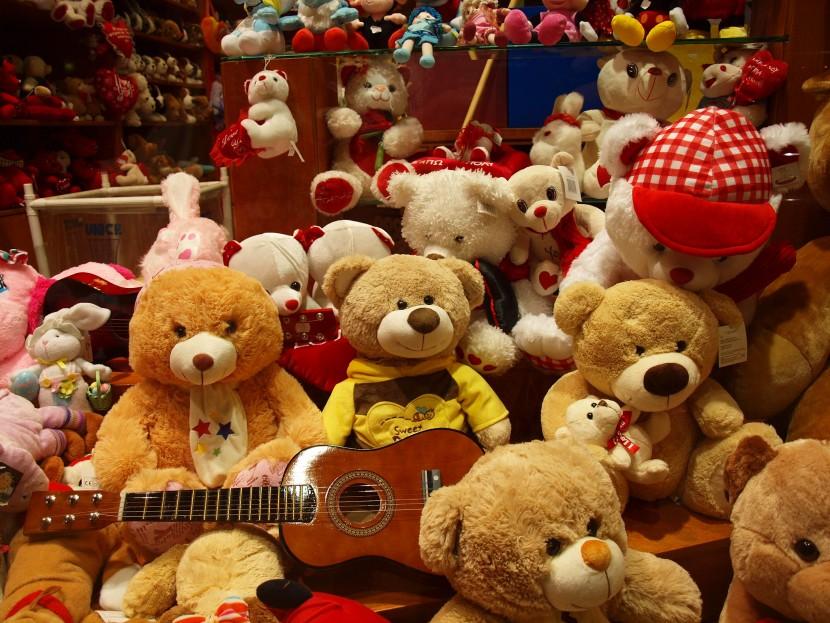 Мир детских игрушек. Аспекты бизнеса