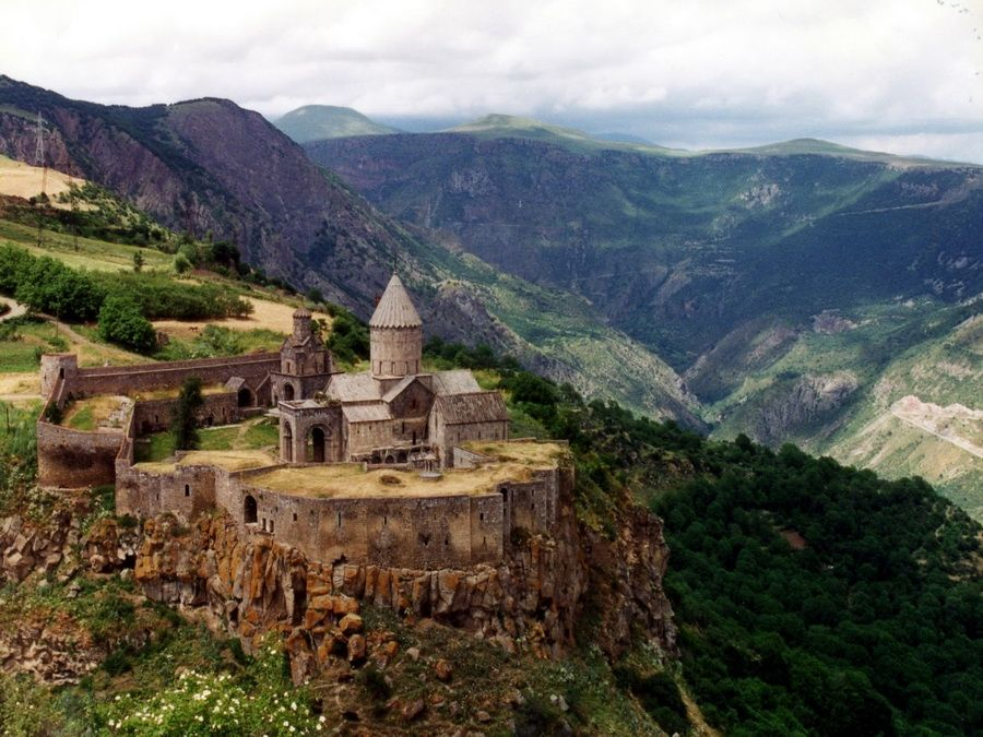 Tatev-Monastery