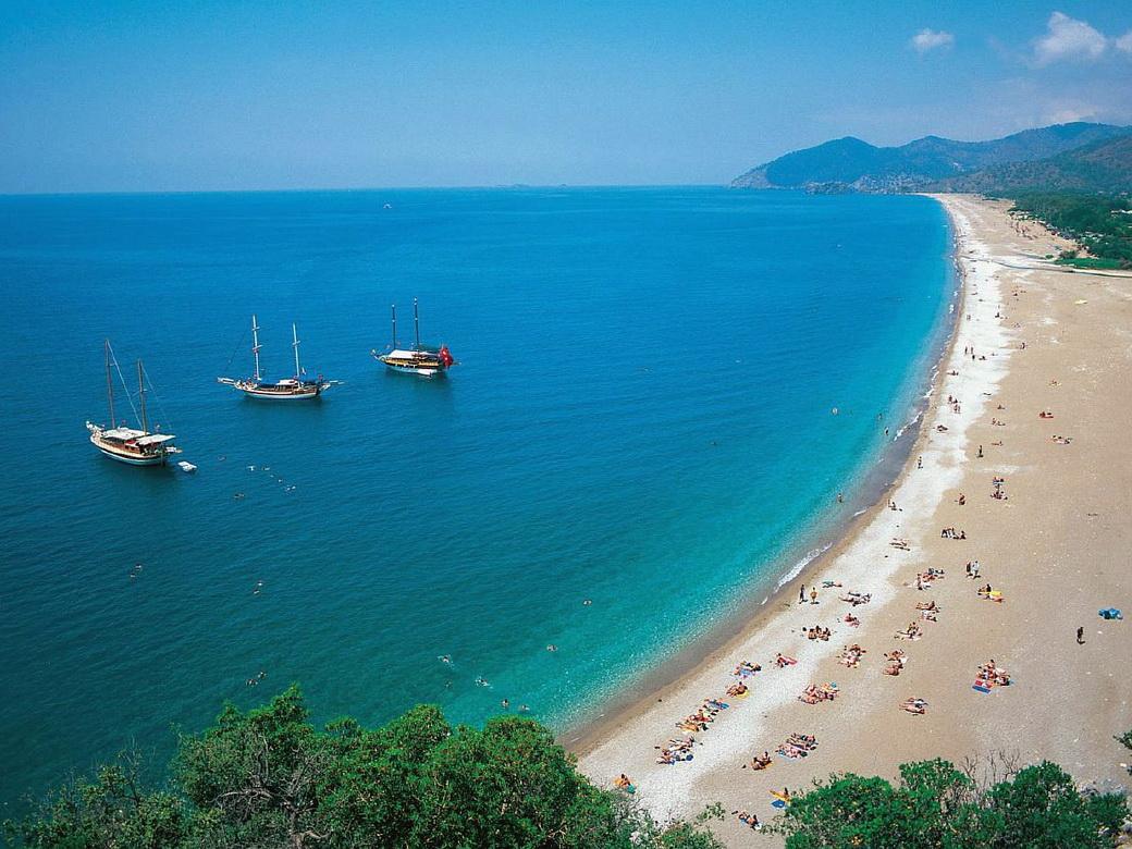 Лучшие песчаные пляжи Турции - описание, фото 79