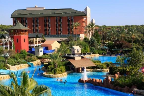 TT Hotels pegasos resort 5 Алания