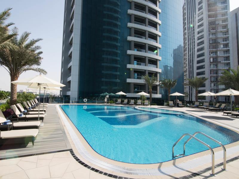 Атана отель Дубай