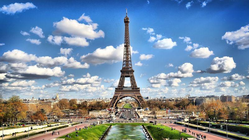 Посещение французской жемчужины
