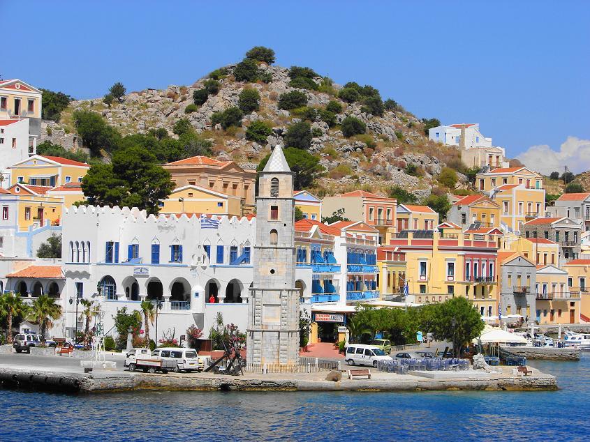 Остров_Сими,_Греция